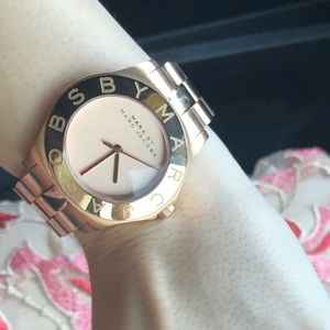 Watch rose gold MJ